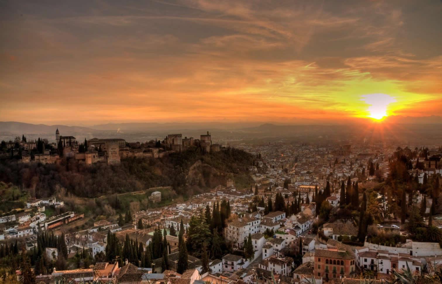 , La Ciudad de Granada