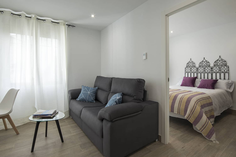 , Apartamento Jardín