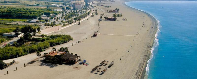 , Playas de Granada